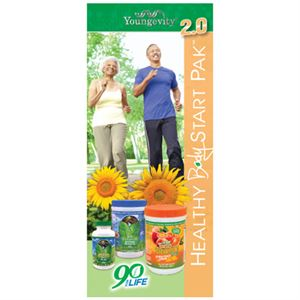 Picture of NZ Healthy Body Start Pak Brochure - 20 ct
