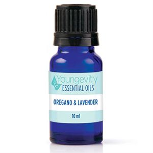 Picture of Oregano & Lavender Essential Oil Blend – 10ml