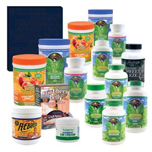 Picture of CEO Mega Pak™ With Shellfish Free Healthy Start Paks