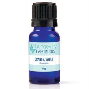 Picture of Sweet Orange Oil - 10 ml bottle