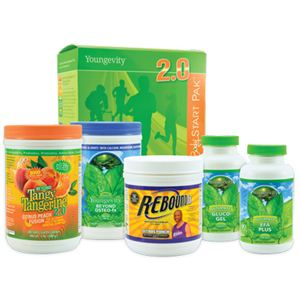 Picture of NZ HEALTHY BODY ATHLETIC PAK™ 2.0