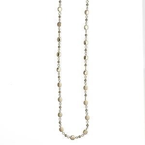 Picture of Spun Gold Necklace