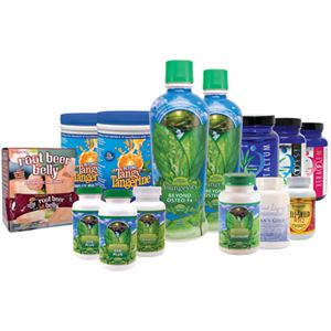 Picture of Healthy Start CEO Mega Anti- Ageing Pak  Option 1 (Liquid Osteo)