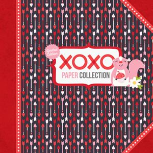 Picture of XOXO Valentine Paper Collection