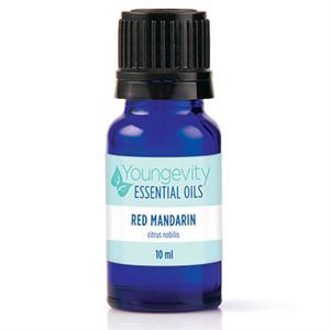 Picture of Red Mandarin Essential Oil – 10ml
