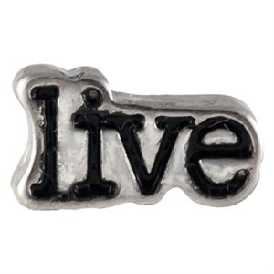 Picture of 'Live' Charm