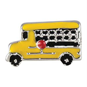 Picture of School Bus Charm