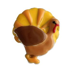 Picture of Thanksgiving Turkey Charm