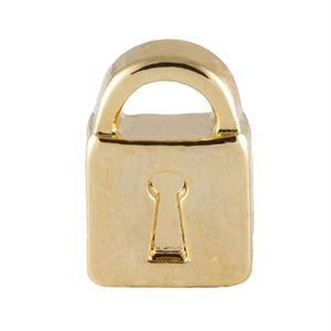 Picture of Gold Lock Charm