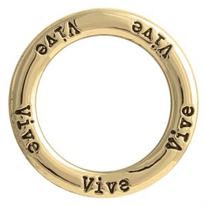 vive large gold frame