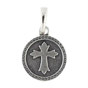 Picture of Silver Cross Droplet