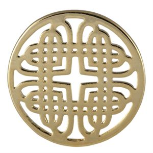Picture of Large Gold Celtic Knot Screen