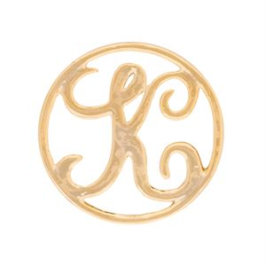 Picture of Gold 'K' Large Screen