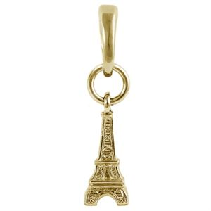 Picture of Gold Eiffel Tower Droplet