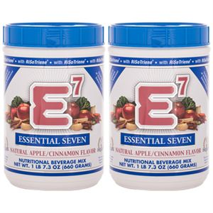 Picture of E7® Apple/Cinnamon (2 canisters)