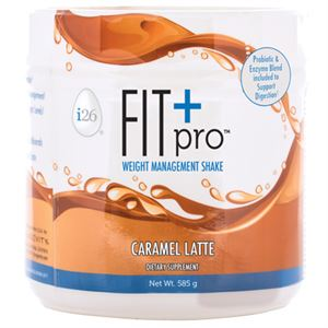 Picture of FIT+pro™ Weight Management Shake - Caramel Latte