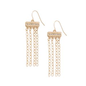 Picture of Golden Sparkle Earrings