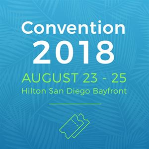 Picture of 25% Off Early Bird Special - Convention 2018