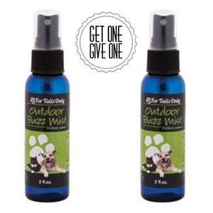 Picture of Outdoor Buzz Mist [QTY: 2; Give One Get One FREE]