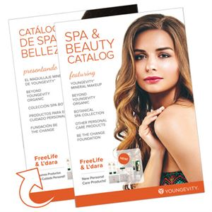 Spa And Beauty Catalog Youngevity
